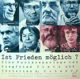 Siegfried Fietz - Ist Frieden möglich