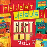 Best of Feiert Jesus Vol.2 (2-CD)