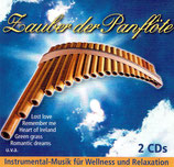 Magic Panflute Group (Mike Lamm) - Zauber der Panflöre (2-CD)