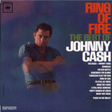 JOHNNY CASH : Ring Of Fire - The Best Of Johnny Cash
