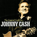 Johnny Cash - The Legend Lives On (2-CD)