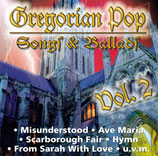 Gregorian Pop - Songs & Ballads Vol.2