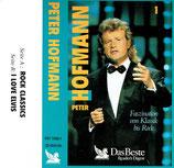 Peter Hofmann ; Faszination von Klassik bis Rock 1-4 (4-MC's)