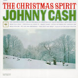 JOHNNY CASH : The Christmas Spirit