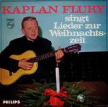 Kaplan Flury singt Lieder zur Weihnachtszeit