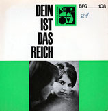 Junge Kantorei Mannheim - Dein ist das Reich