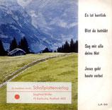 Gitarrenchor Stuttgart - Evangeliumsklänge LA 64