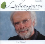 Lebensspuren - Lieder von Peter Strauch