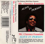 The Alabama Blind Boys Presents: Mr.Clarence Fountain - Alive In Person