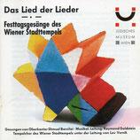 Das Lied der Lieder - Festtagsgesänge des Wiener Stadttempels gesungen von Oberkantor Shmuel Barzilai