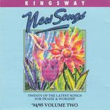 Kingsway - New Songs '94/95' Volume 2