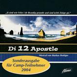 Adonia - Di 12 Apostle (Sonderausgabe für Camp-Teilnehmer 2004)