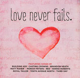 Love Never Fails (sampler)