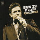 JOHNNY CASH : Johnny Cash At Madison Square Garden