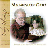 Baby Blessings - Names Of God