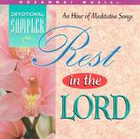 Hosanna! Music - Rest in the Lord (Devotional Sampler)