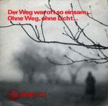 Christel Menzel - Der Weg war oft so einsam