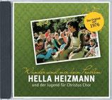 Hella Heizmann - Wunder sind mir kein Problem CD