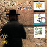 MESSIANIC PRAISE : I AM / I AM II / Dancing In Jerusalem - LAMB (Limited Collector's Series 2-CD-Box)