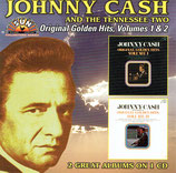 Johnny Cash And The Tennessee Two ; Original Golden Hits, Volumes 1 & 2 (Sun Record)