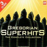 Gregorian Superhits - The Complete Collection 1-3 (3 CD Box)