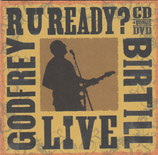 Godfrey Birtill - R U Ready? CD+DVD