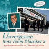 Hildor Janz, Janz Quartett, u.a. - Unvergessen Janz Team Klassiker 2 (CD neu, noch versiegelt)