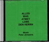 Peter Janssens - Alles was atmet lobe den Herrn CD-R (im Slim Case)