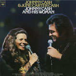 JOHNNY CASH : Johnny Cash & June Carter Cash - Johnny Cash And His Woman