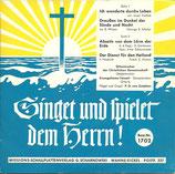 Gitarrenchor Gelsenkirchen - Singet und spielet dem Herrn! 1702