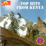 SAFARI SOUND BAND, MOMBASA ROOTS BAND, TEUSI FIVE BAND, etc.  : Top Hits From Kenya