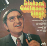 Richard Gastmann singt