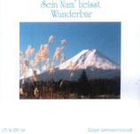 EBV - Sein Nam' heisst Wunderbar (Kleine Instrumentalmusik)