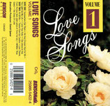 BENSON Music - Love Songs Vokume 1 (Various CCM Solo Artists)