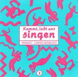 Immanuel Lobpreiswerkstatt - Kommt, lasst uns singen 3