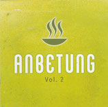 Anbetung Vol.2 (2-CD)