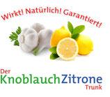 Knoblauch Zitrone 700ml 4er