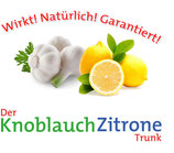 Knoblauch Zitrone 700ml