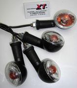 TT Blinker Klarglas / Flashlights Clear #19
