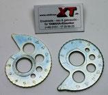 DT125R Kettenspanner / Chain Tensioner