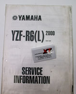 R6 YZF-R6 Service Information