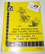 YZ IT RACE Preparation