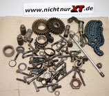 SR XT 500 Kleinteile / Small Parts Screws
