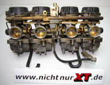 FZR600 Vergaser • Carbs
