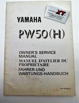 PW50H Reparaturanleitung / Manual