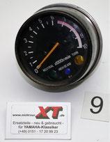 XT500 Drehzahlmesser / Rev Counter #9