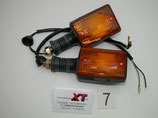 XJ Blinker / Flashlights