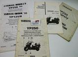 YP250 Majesty Service Information