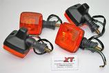 Blinker Satz / Flash Lights Set DT125R