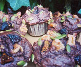 Vegan Chocolate Muffin / ヴィーガンチョコレートマフィン